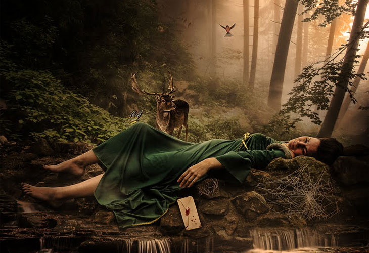 30 Best Examples Of Surreal Photo Manipulation Artworks