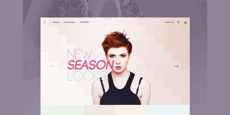 Fashion Store Web Template PSD Бесплатные шаблоны для интернет-магазина psd - Fashion Store Web Template PSD - Бесплатные шаблоны для интернет-магазина PSD