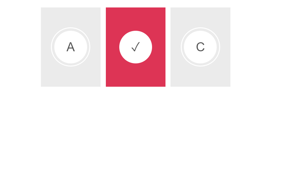 Full CSS Checkbox with Transition Effect