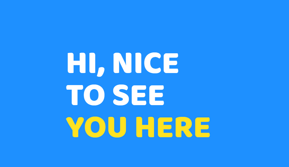 Pure CSS Awesome Text Animation Snippet