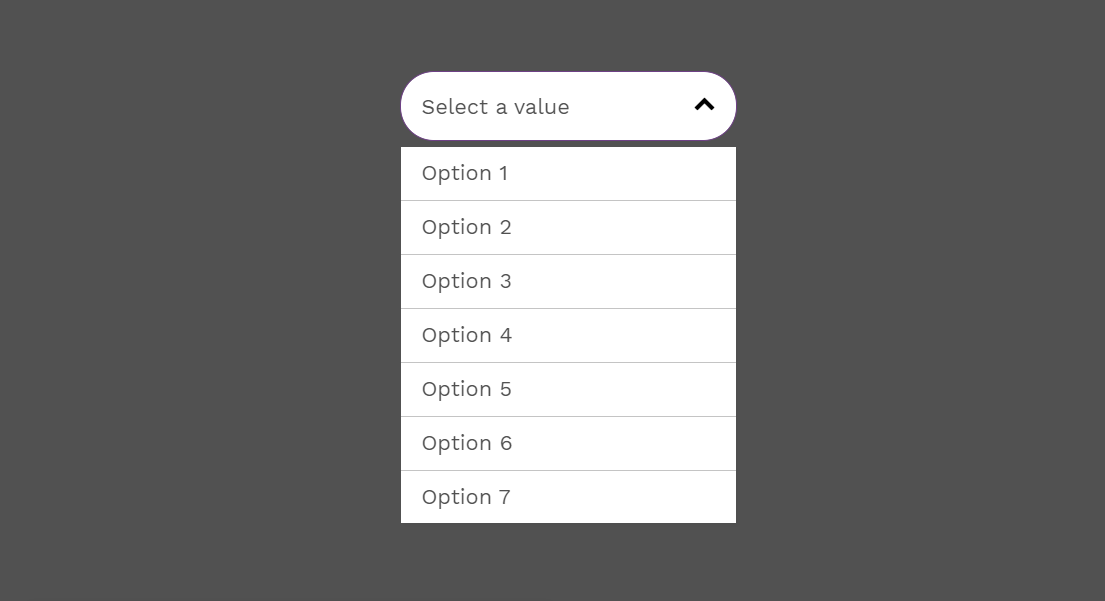 Pure CSS Select Box with Radio And Checkbox