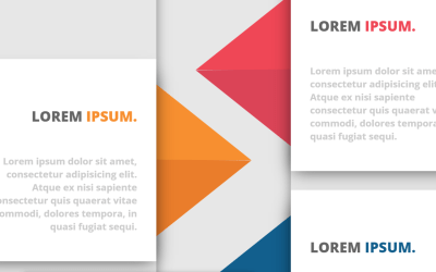 Simple CSS Triangle After with Text