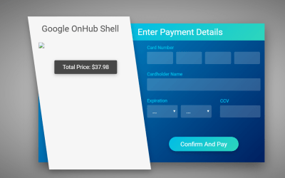 Credit Card Checkout Payment HTML CSS Code