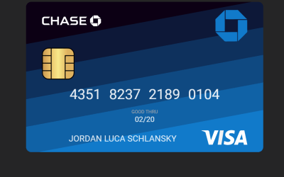Bank Credit Card HTML Design Code