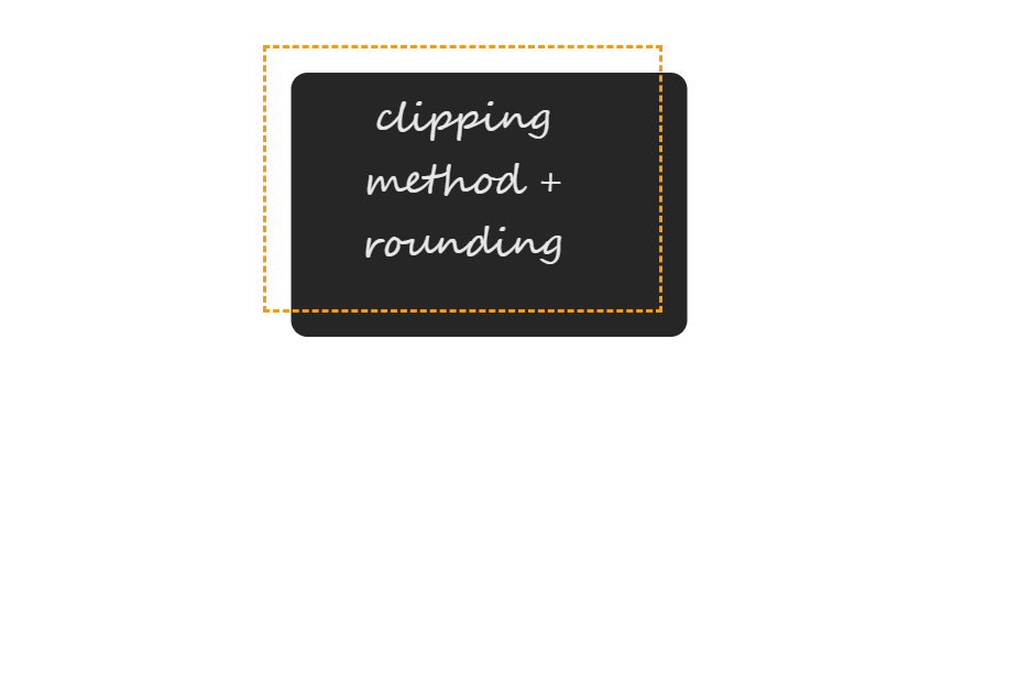 CSS Expanding Box Rounded Corner Effect