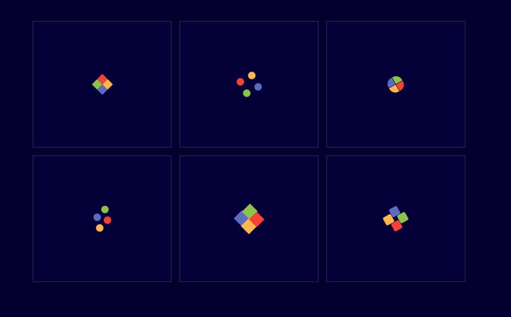 Google Material Design CSS Web Loaders