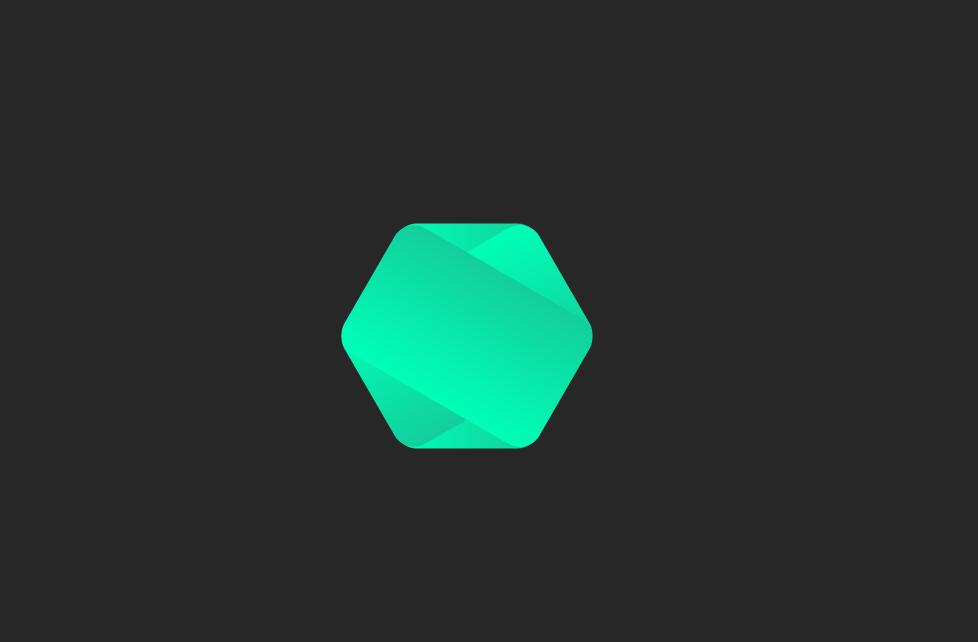 Hexagon Button CSS Design Code Snippet