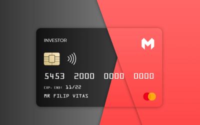 Pure CSS Credit Card UI Design
