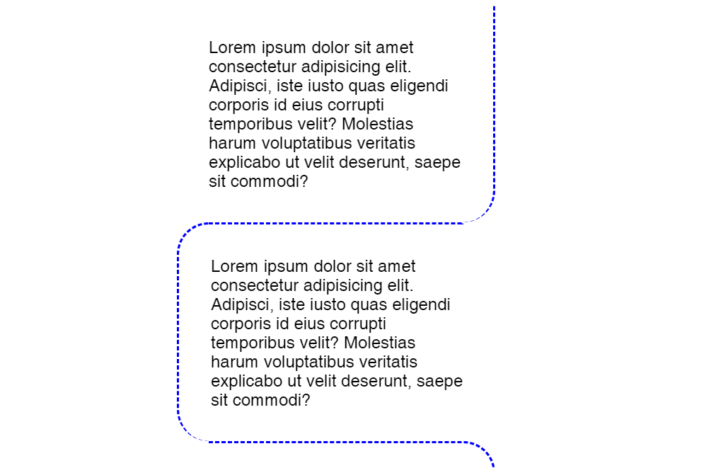 Web Timeline HTML CSS Code Snippet