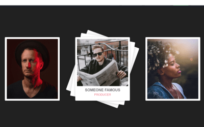 Website Mouse Hover Effect On Card