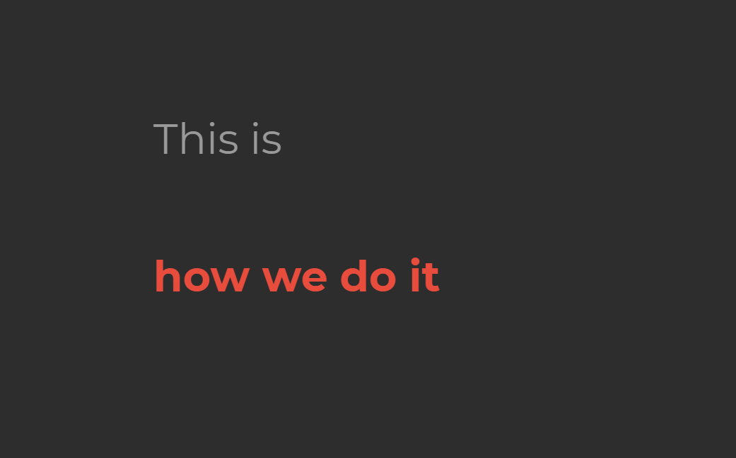 Pure CSS Rotate Text Vertical Example