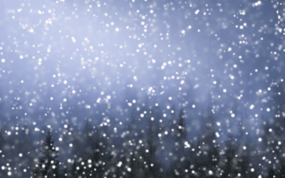 Pure CSS Snow Effect Code Snippet
