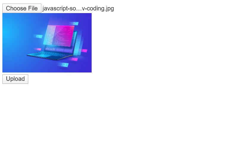 Vue.js Image Upload Component