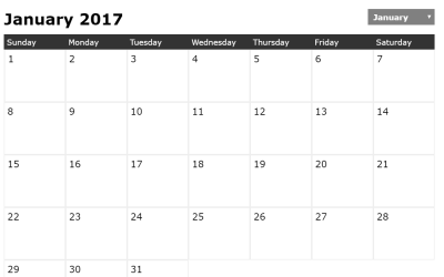 React Full Calendar Example