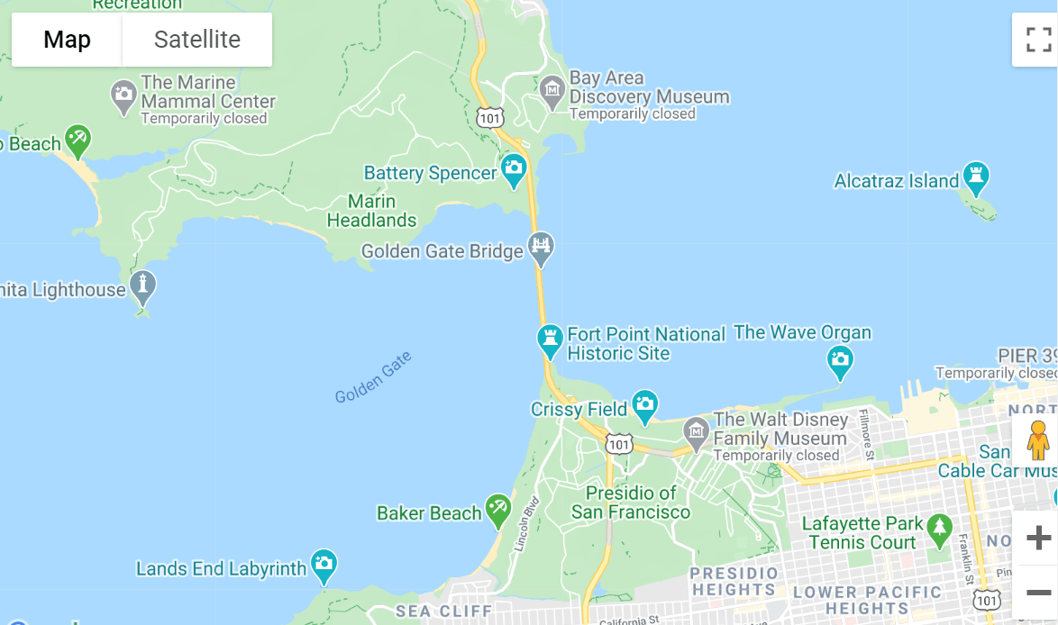 React Google Maps Component