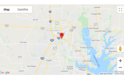 React JS Google Maps Example