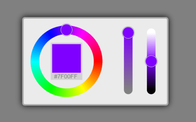 React Simple Color Picker