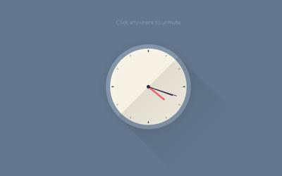 React Clock Simple Code Example