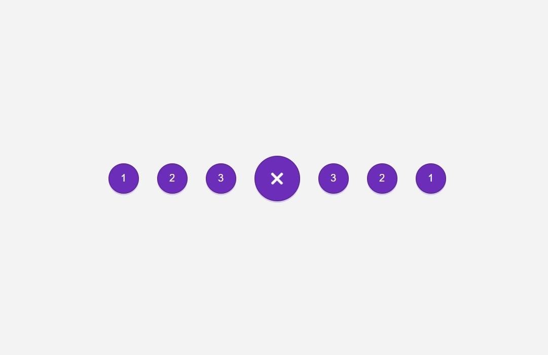 utton Toggle Menu with JavaScript