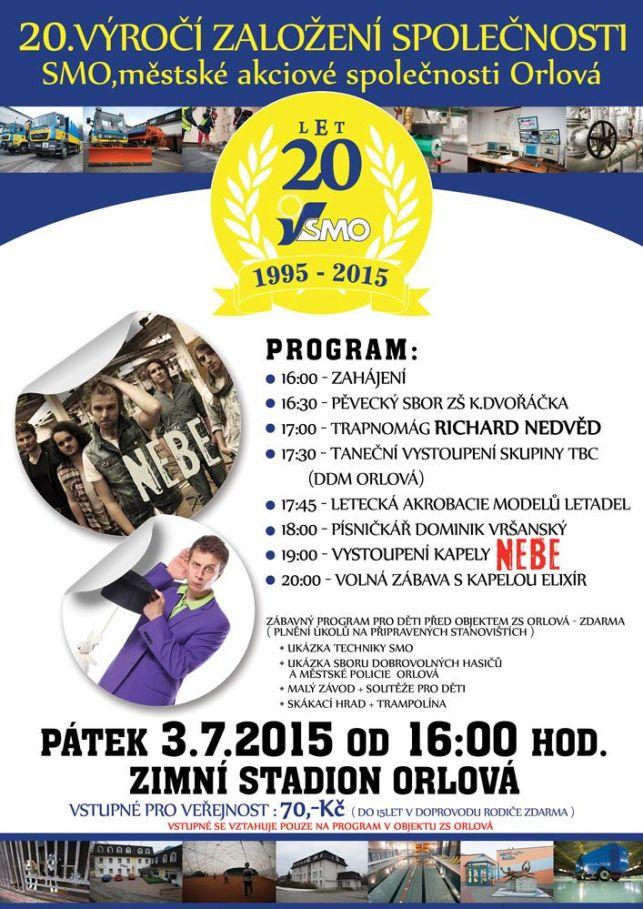 SMO - 20. výročí