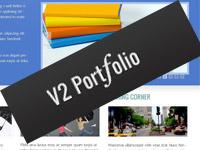 Portfolio PSD Template V 2.0