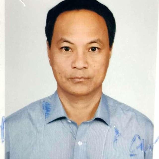 Kailun Lupheng, IG Police(Manipur)