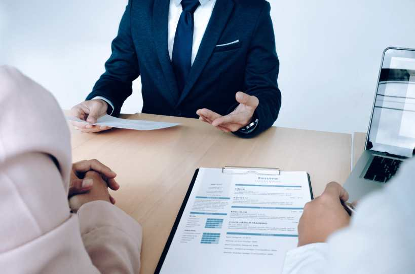 How to impress your future employer:  Creating a good resume
