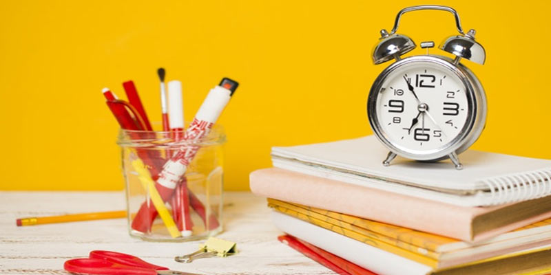 Study Table   Diary of Student On Time Management   Time Management Tips for Students