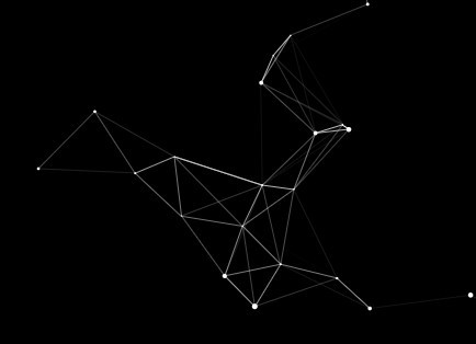 Creating An Animated Particle System Using Particles.js