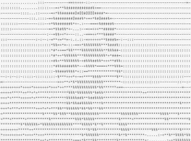 ASCII Art Generator with Pure JavaScript - asciify | CSS Script