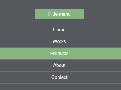 responsive-show-hide-navigation-menu-with-javascript-and-css3