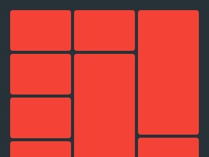 Minimalist Grid Layout With Pure JavaScript – minigrid