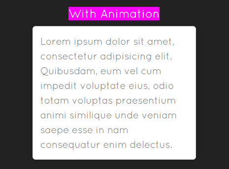 Lightweight Animated Tooltip In Pure CSS – Clew.css