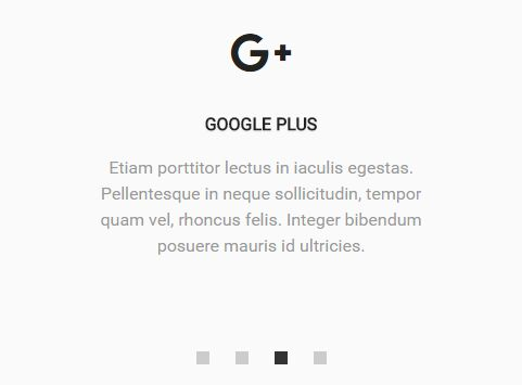 HTML / CSS3 Only Content Slider | CSS Script