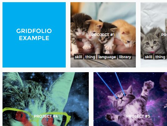 A Simple Responsive Grid For Web Developers – Gridfolio