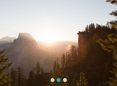 Pure HTML / CSS Fullscreen Slideshow