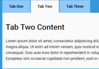 responsive-css-only-accordion-tabs-component