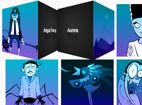 Direction-Aware 3D Hover Animation With JavaScript And CSS3