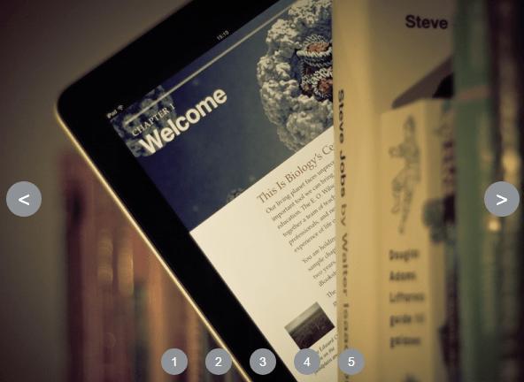 Smooth Image Carousel In Vanilla JavaScript – vanillaslider.js