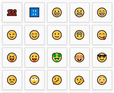 1000+ Emojis In Pure CSS – emoji.css