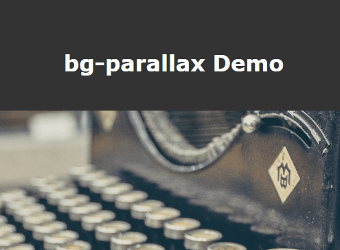 Spotify Inspired Parallax Scrolling Effect In Vanilla JavaScript