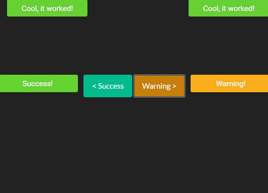 Minimal Notification Library In Vanilla JavaScript – notes.js