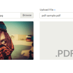 File Uploader With Preview – file-upload-with-preview.js