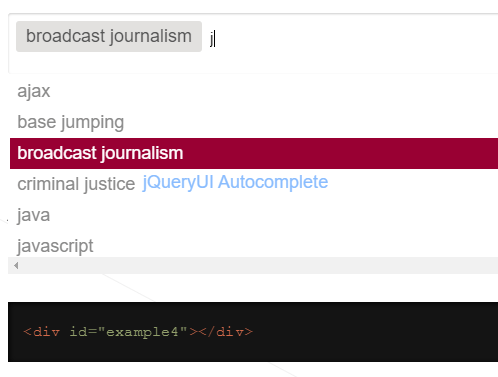 Highly Customizable Tagging JavaScript Library – taggle.js