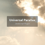Mobile-friendly Smooth Parallax Scroll Plugin – Universal Parallax