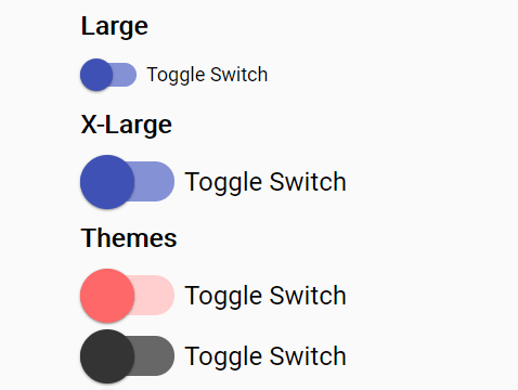 Material and iOS Inspired Toggle Switch With CSS/SCSS