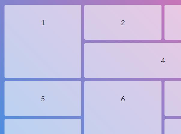 CSS(SCSS) Grid Layout – Atomic Bulldog Grid