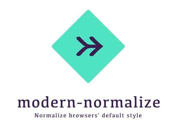 Small CSS Reset Library – modern-normalize