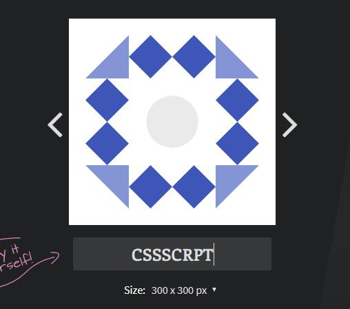 Identicon Generator With JavaScript And Canvas/SVG – Jdenticon