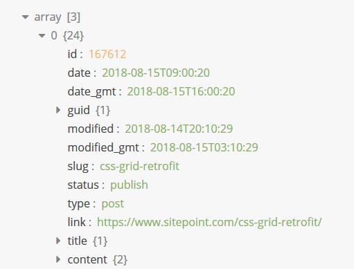 Render JSON Data As A Tree View - json-view | CSS Script